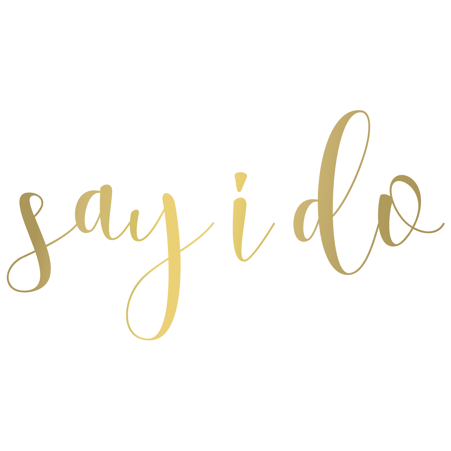 Say I Do Hair + Makeup